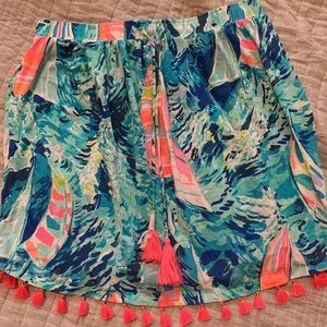 NWT: Lilly Pulitzer Strapless Palama Top